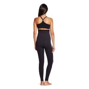 Assets By Spanx Pants - Fashion Women's Hi Waist Seamless Leggin Black M
